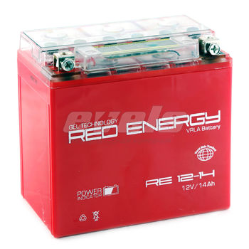 Red Energy RE12-14 (YTX14-BS 14А/ч)